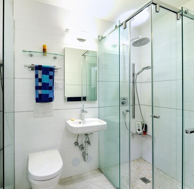 East 11th St. Bathroom Remodel contemporary-bathroom