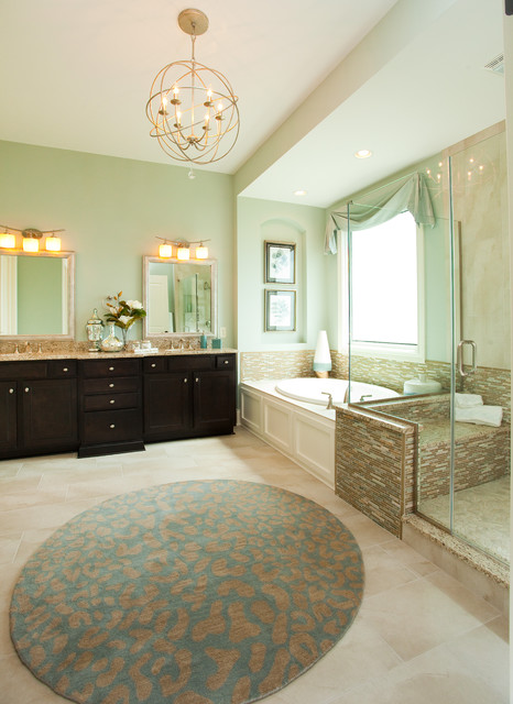 East Carmel Project Traditional Bathroom Indianapolis By Thomas Jayne Interior Design