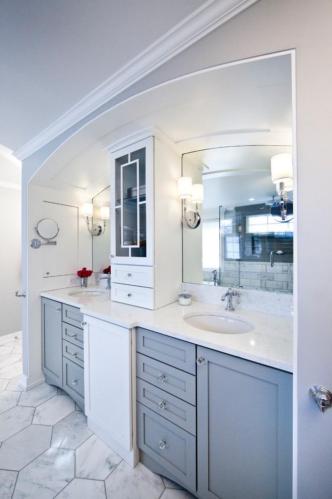 East GR Bath - Traditional - Bathroom - Grand Rapids - by ...