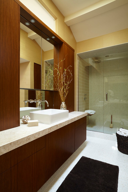 East Harriet Elegance contemporary-bathroom