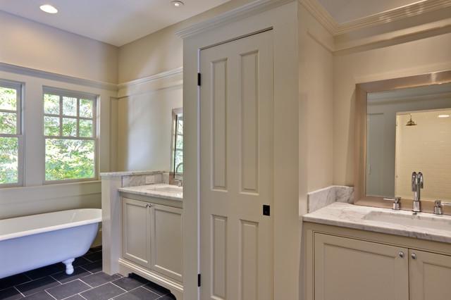 East Lake traditional-bathroom