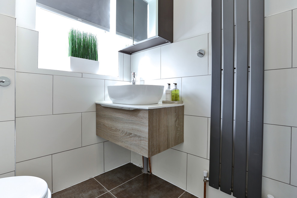 east london renovation  contemporary  bathroom  other