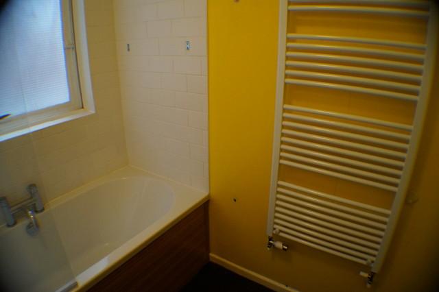 East London Shower Room Renovation Modern Bathroom London By Pulsar Tr