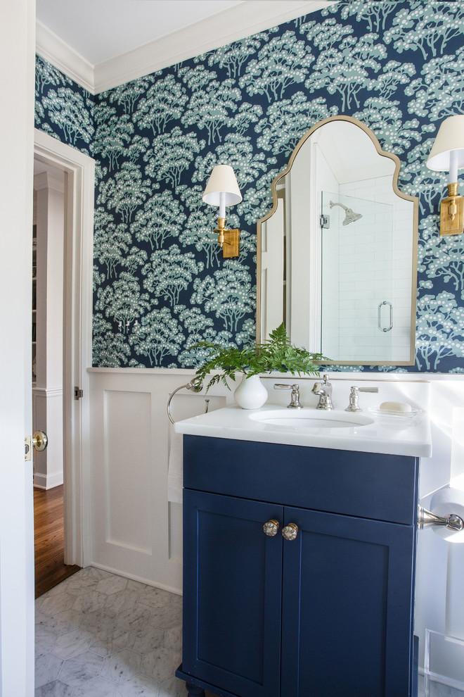 East Memphis Home Renovation - Traditional - Bathroom ...