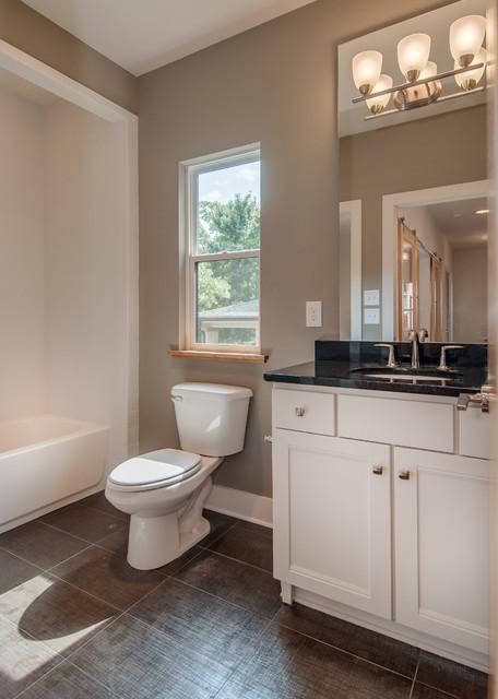 Innovative Nashville Farmhouse Bathroom  Traditional  Bathroom  Other Metro
