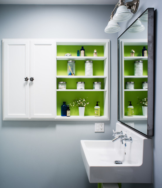 Room Of The Day Room Of The Day Kids And Adults Share A Bright  Square Foot Bathroom