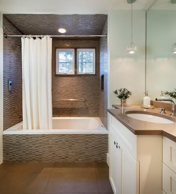 East side tudor traditional bathroom other by for Tudor bathroom ideas