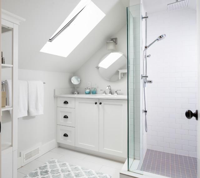12 Ways To Make Any Bathroom Look Bigger, Small Bathroom Appear Bigger