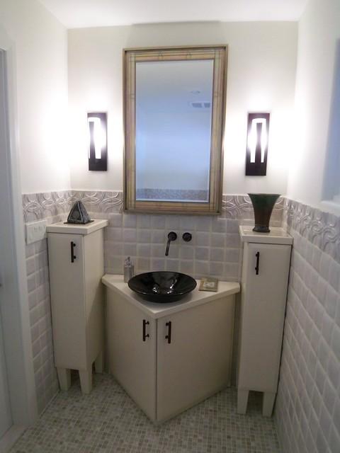 Eastern Influence eclectic-bathroom