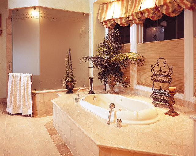 Easthampton traditional remodel transitional bathroom for Interior designs by ria