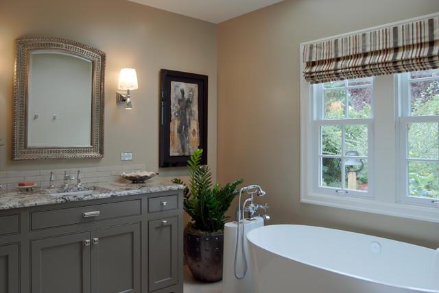 Eastmoreland Master Suite Remodel traditional-bathroom