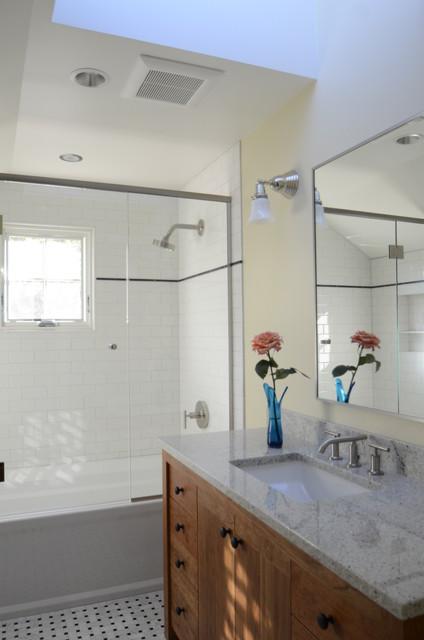 Eastmoreland Residence- 1 traditional-bathroom