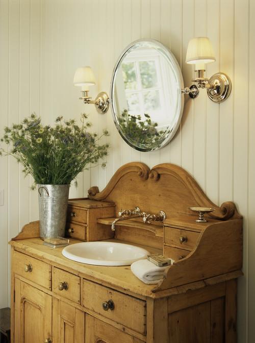 Repurposed And Upcycled Bathroom Vanity Unit Ideas Houzz Uk
