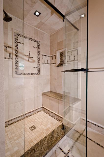 Eaton House Professional traditional-bathroom