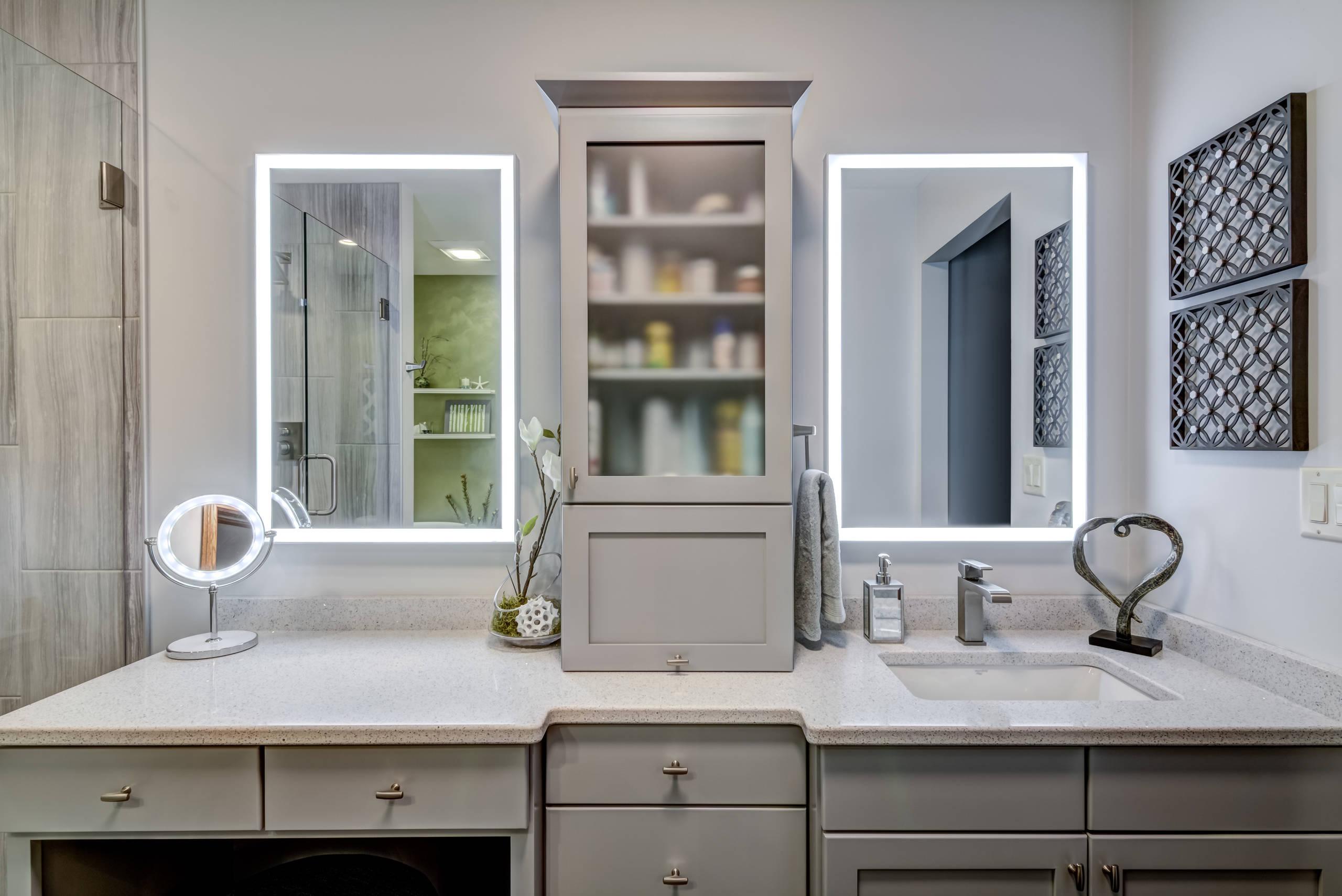 Eau Claire South Bathroom Remodel 2017
