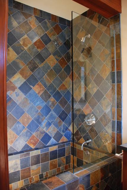 EB Knight Construction contemporary-bathroom
