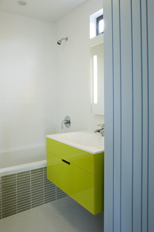 Eberhart modern bathroom