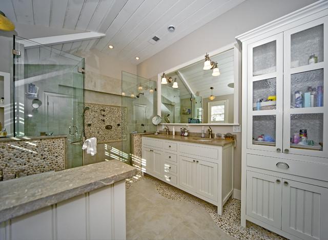 Bath eclectic-bathroom