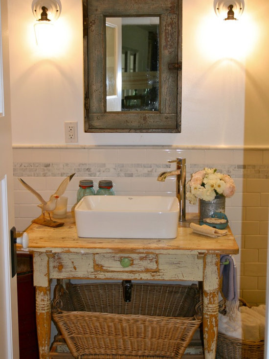 Shabby Chic Vanity Design Ideas Pictures Remodel And Decor