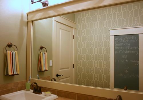 Eclectic Bathroom More Info