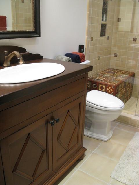 Eclectic Bathroom eclectic-bathroom