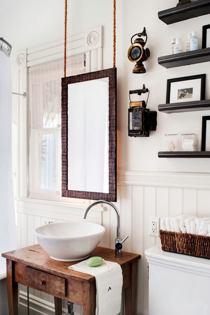 eclectic bathroom potrery hill project eclectic bathroom - Eclectic Bathroom Interior