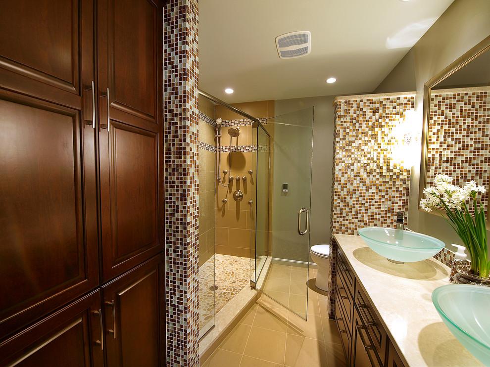 Eclectic Bathroom Renovation - Contemporary - Bathroom ...