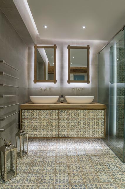Fotogalleria 28 idee per illuminare il bagno come un professionista - Illuminare il bagno ...