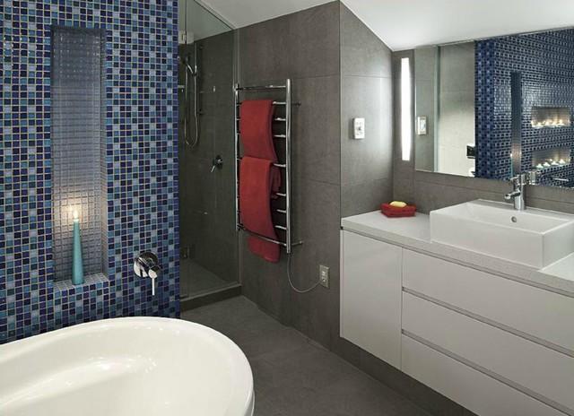 Eclectic Bathrooms eclectic-bathroom