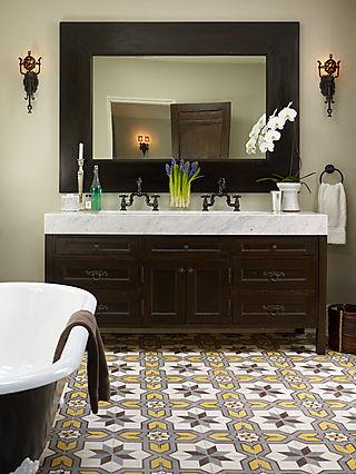 Eclectic Bathrooms traditional-bathroom