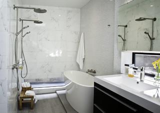 EDDIE House - Modern - Bathroom - San Francisco - by Three Legged Pig Design