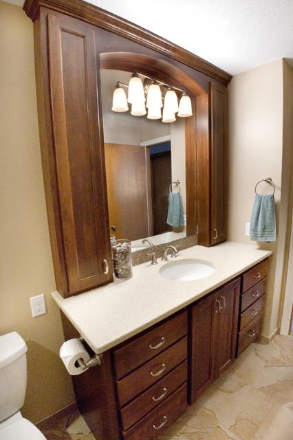 Eden Prairie Bathroom traditional-bathroom