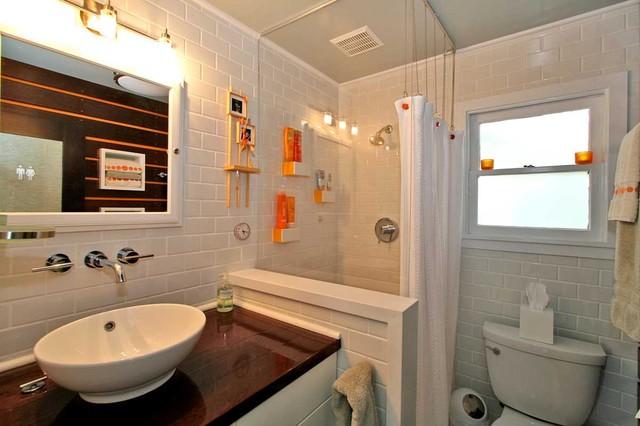 Edgemont - Bathroom modern-bathroom