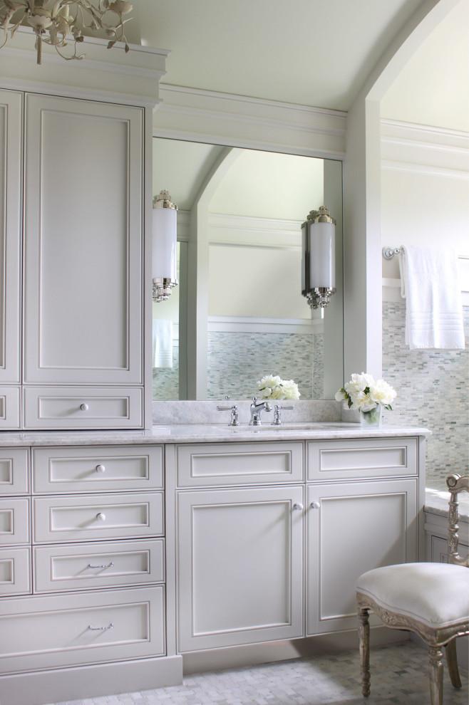 Edgewater - Transitional - Bathroom - Omaha - by Liz ...
