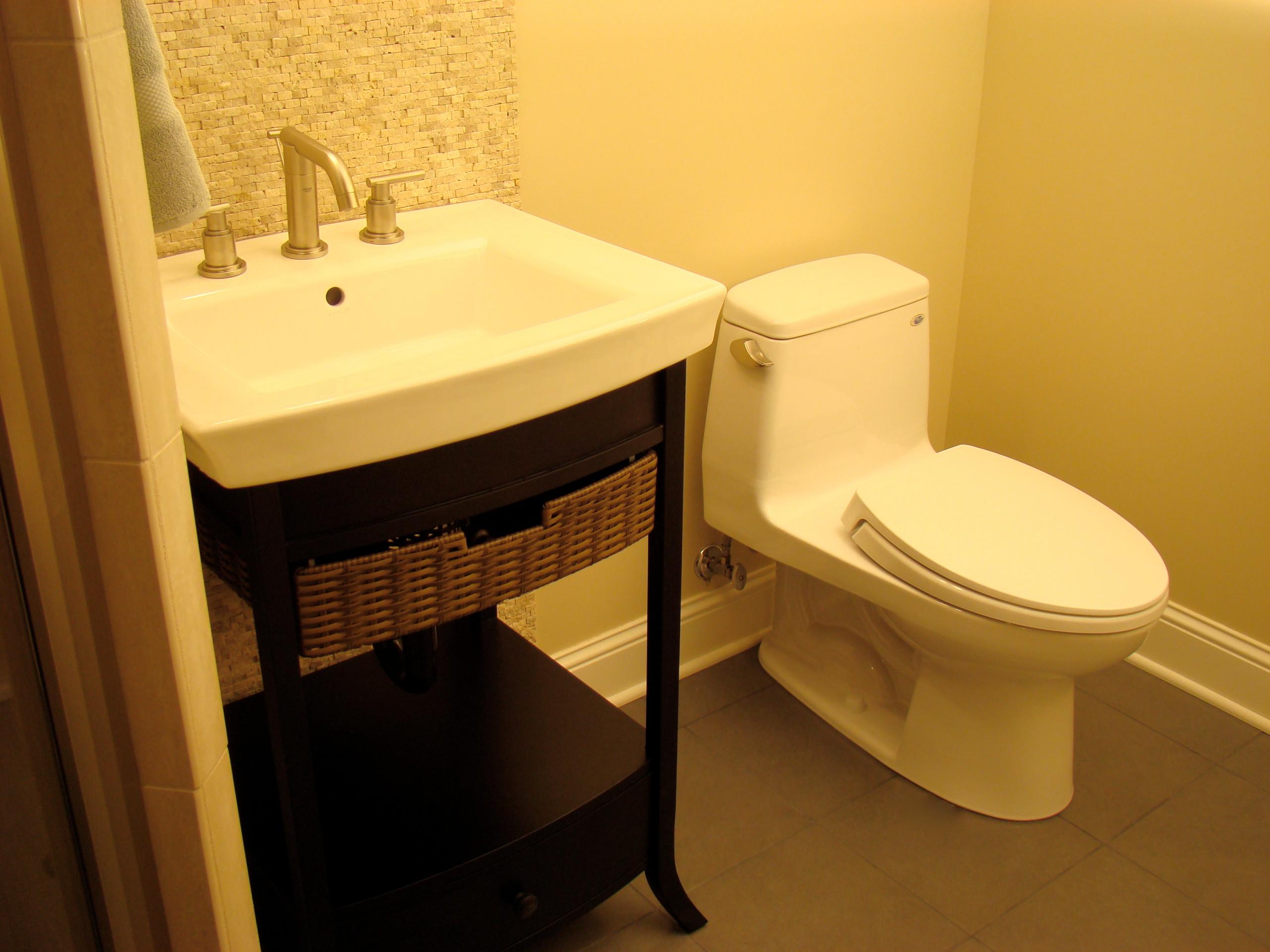 Edina Basement Bath