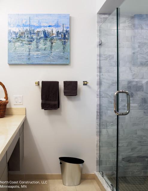 Edina Bathroom contemporary-bathroom