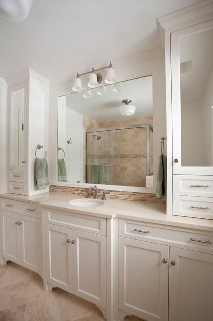 Edina Bathroom Remodel Traditional Bathroom Minneapolis By Trehus Architects Interior