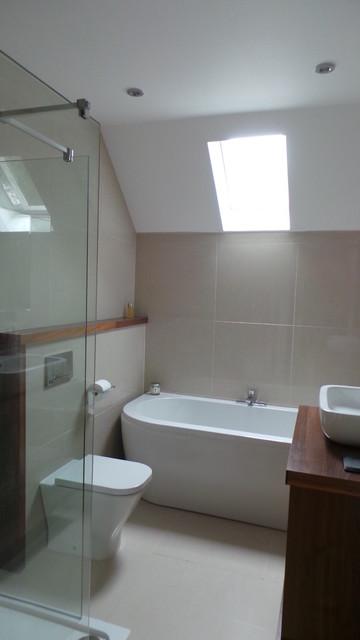 Edinburgh refurbishment for Bathroom designs edinburgh