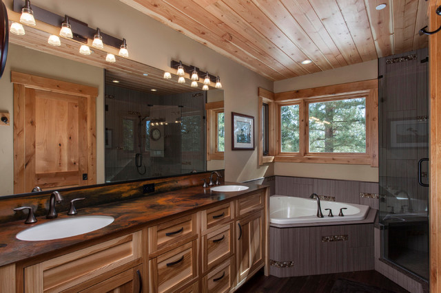 Charmant Amazing Efficient Mountain With Plate Steel Countertops.