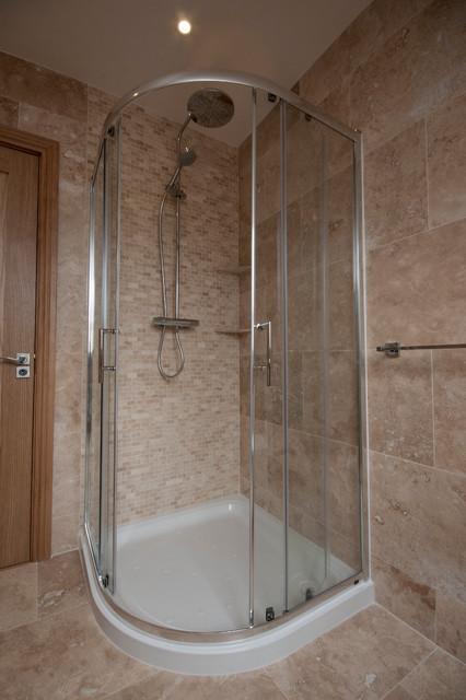 Eimear dublin modern bathroom dublin by project for Bathroom ideas dublin