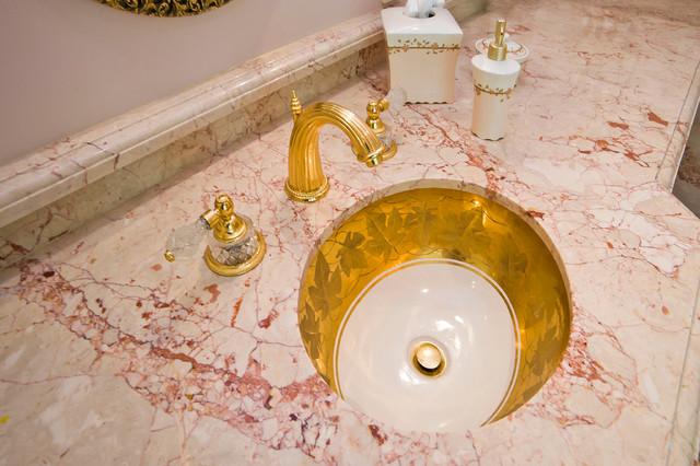 El Cerrito mediterranean-bathroom