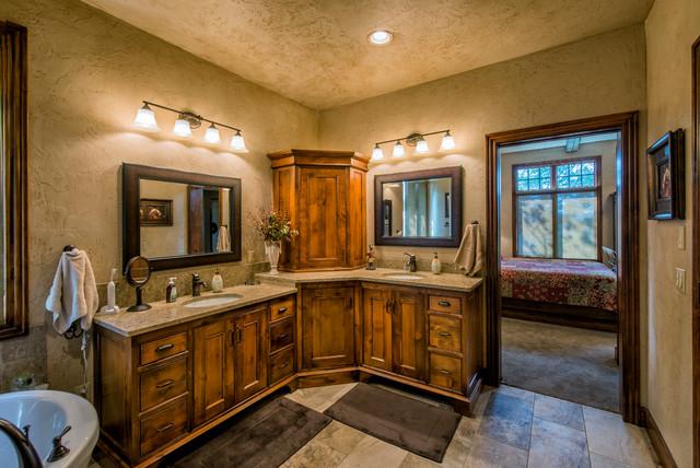 Elaborate Bathrooms Rustic Bathroom Elaborate Bathrooms Rustic Bathroom Other By Cabinet