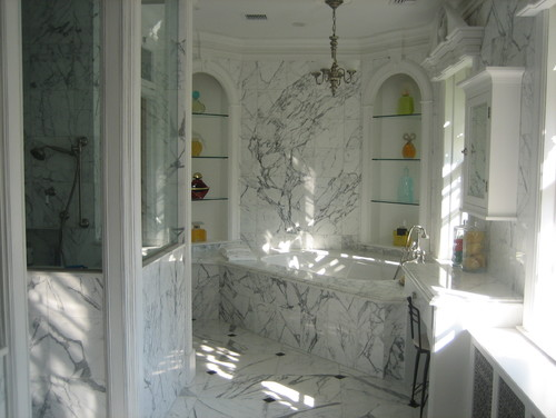 elegant bath traditional bathroom