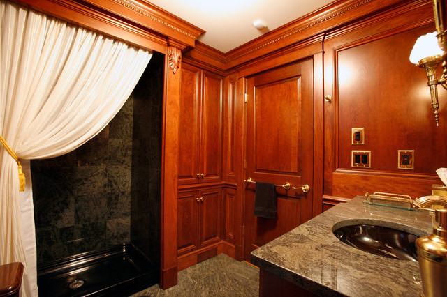 Elegant bathroom traditional-bathroom