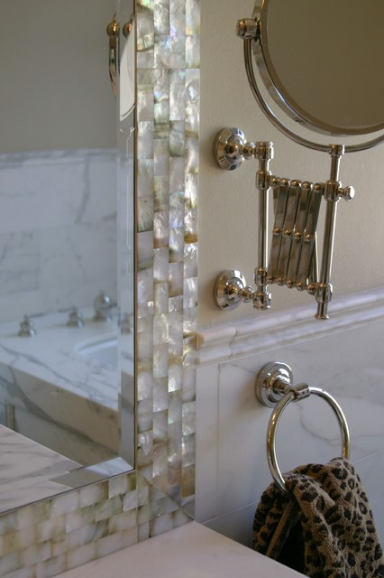 Traditional Bathroom By Lisa Rubenstein Real Rooms Design