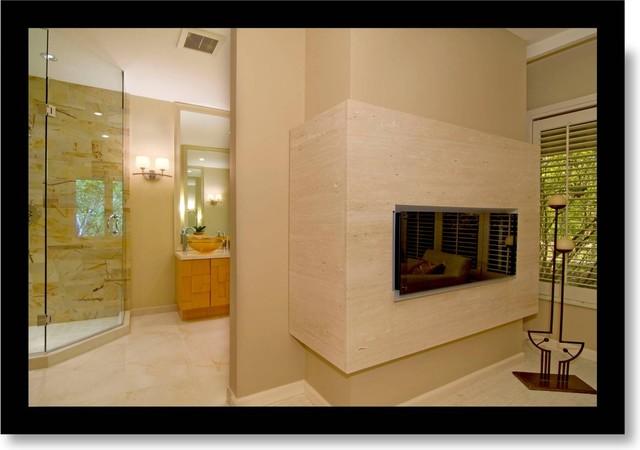 Elegant Contemporary Master Bath contemporary-bathroom
