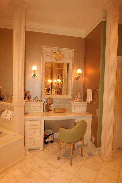 Elegant Master Bath Remodel Traditional Bathroom