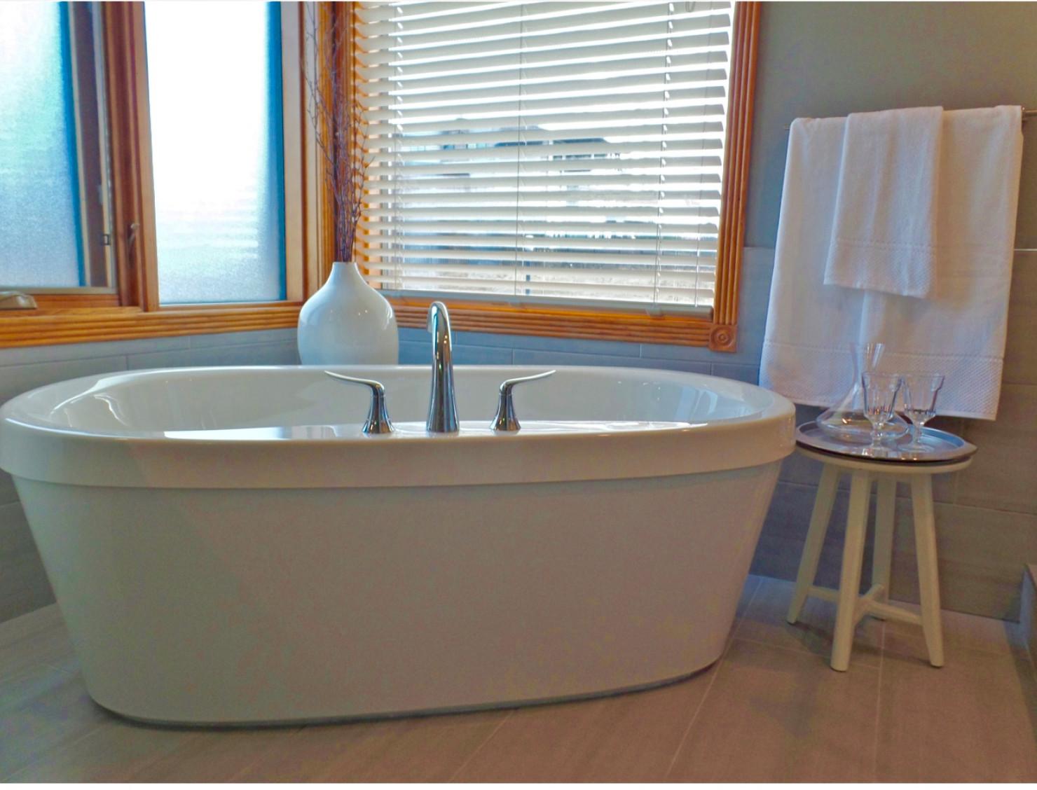 Elegant Master Bath Renovation