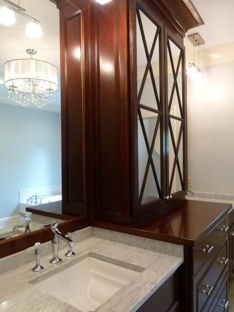 Elegant Master Bath traditional-bathroom