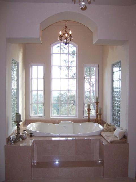 Elegant Master Bathroom mediterranean-bathroom